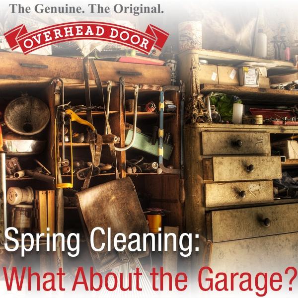 Overhead Door Permian Basin Spring Cleaning The Garage